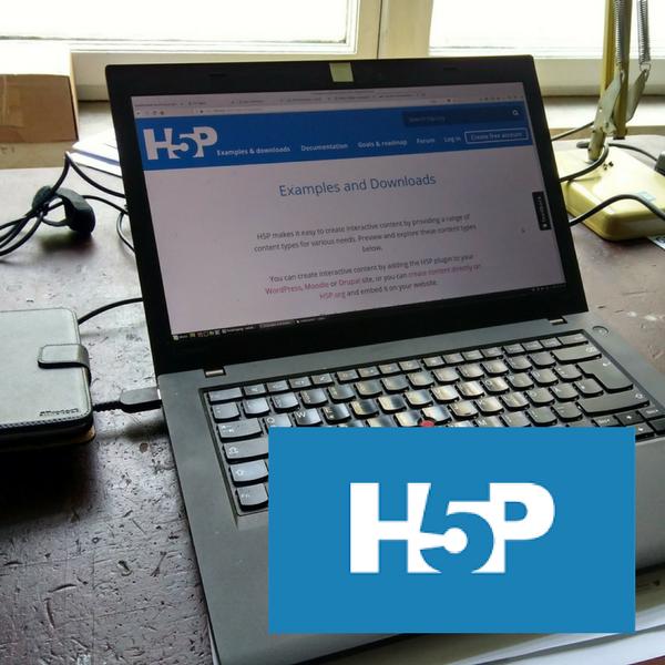Einstieg in H5P