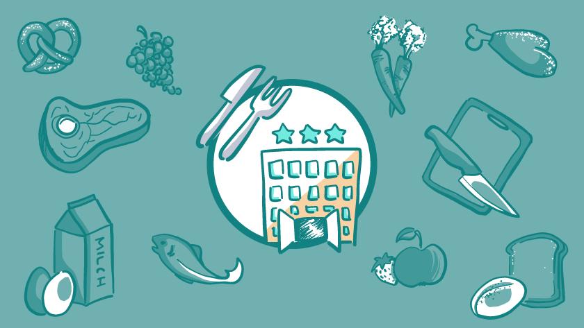 Lebensmittelhygiene - Gastronomie und Hotellerie (LMHV EG 852/2004)