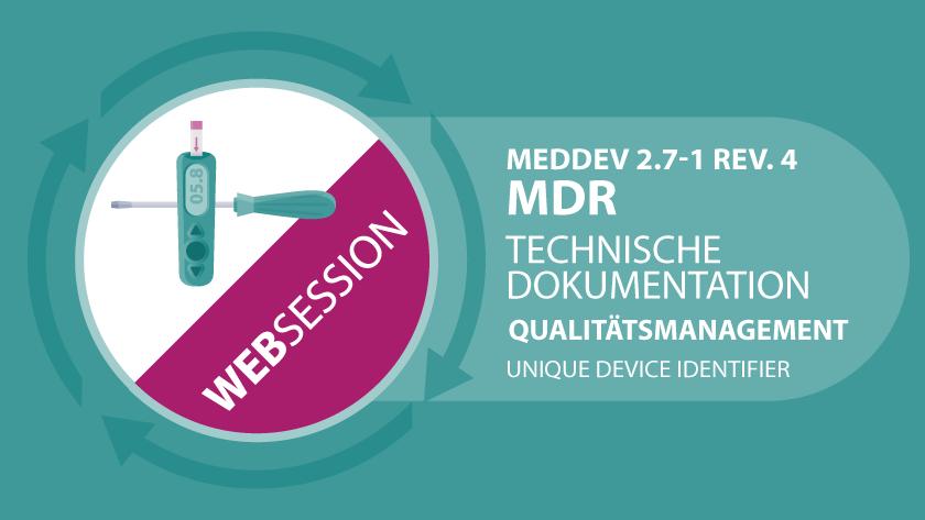 Neue Anforderungen: Dokumentation nach MDR