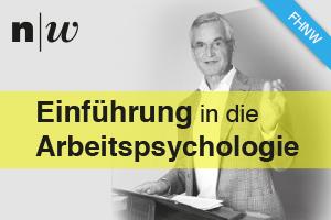 Arbeitspsychologie Studium