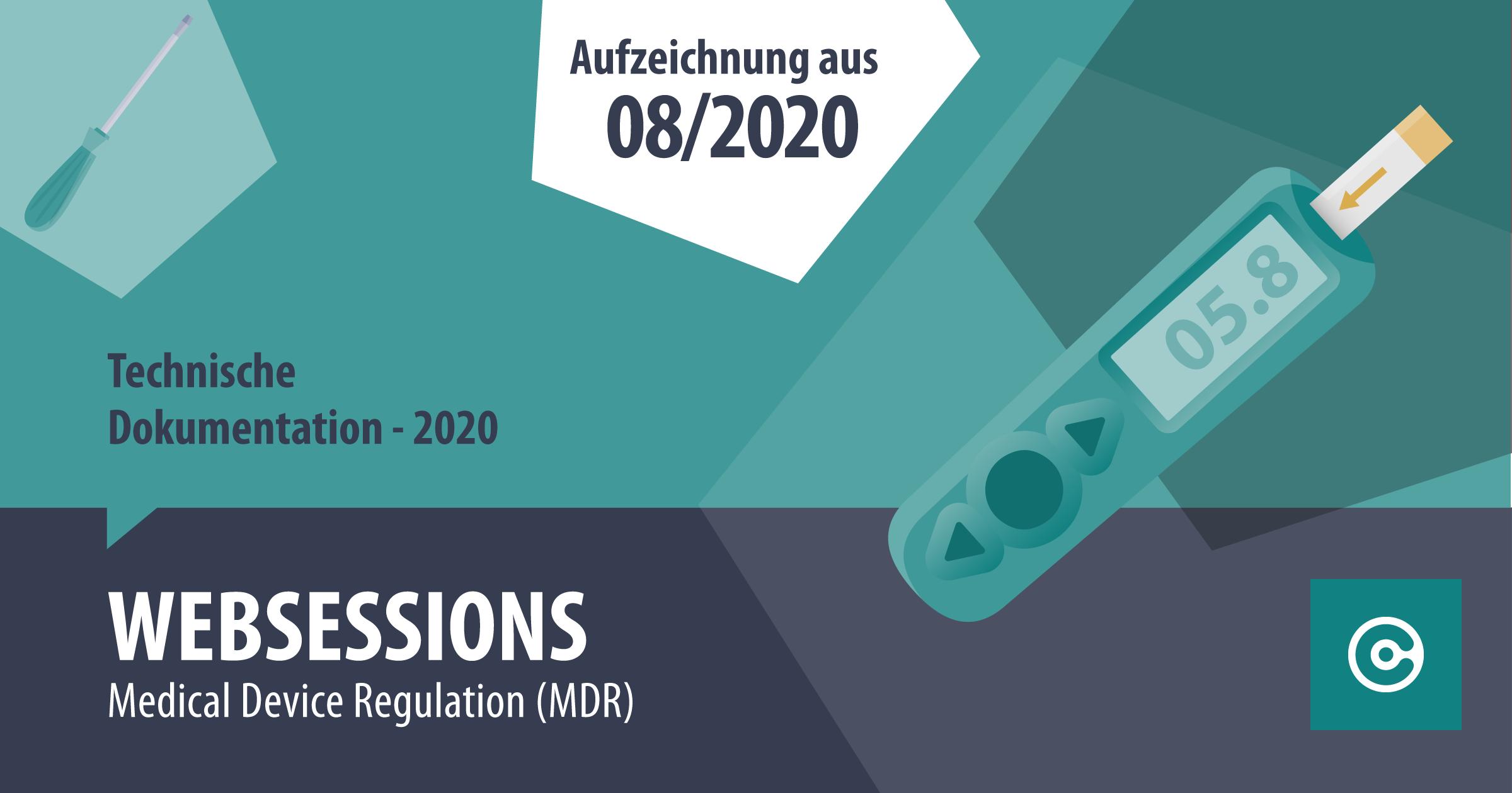 Technische Dokumentation Websession 2020
