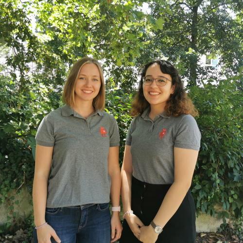 Student Assistants in RoboPraX Team