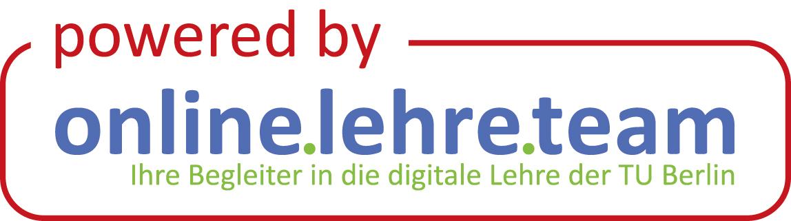 TU Berlin - online.lehre.team