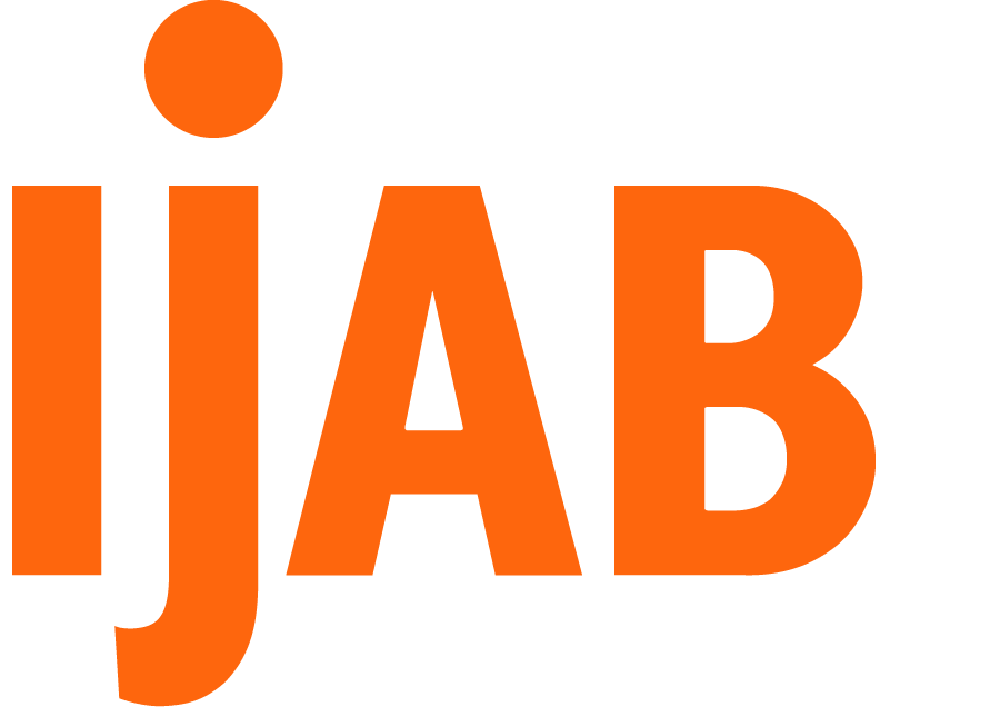 IJAB pixel perfect logo
