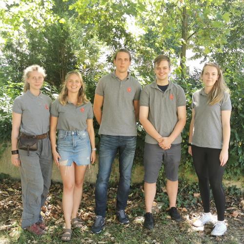 Student Workshop Leaders